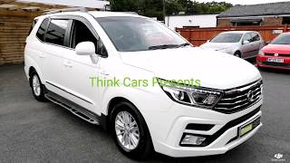 Think Cars - SsangYong Turismo HJ68BHZ