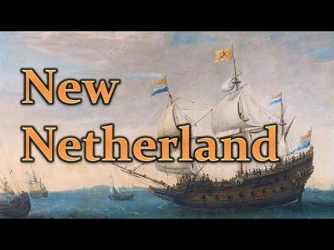 New Netherland (Dutch Colonization - Colonial America) APUSH @TomRichey