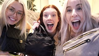 WHATS IN OUR BAG w/ CORINNA KOPF!!