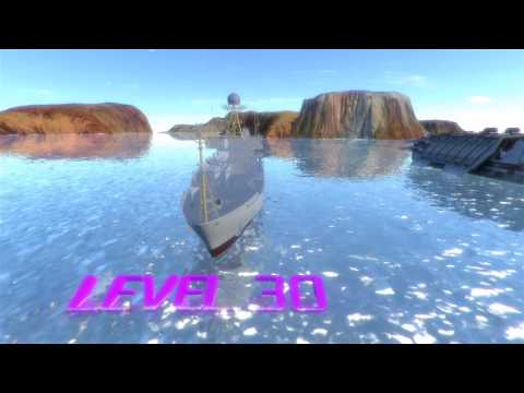 ark of war warship levelup