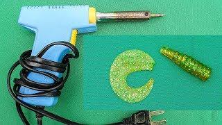 Como reparar los vinilos de pesca || How to repair broken vinyl lures