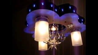 Светодиодная люстра 90766MIX/3+1H LED(Светодиодная люстра 90766MIX/3+1H LED. Купить в интернет-магазине ЛЮСТРЫСПБ: http://lustryspb.ru/katalog-tovarov/lyuctri-cvetodiodnie/lyuctra-cveto., 2015-11-30T13:07:13.000Z)
