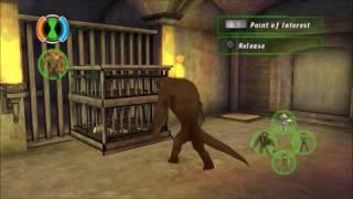 Ben 10 Ultimate Alien: Cosmic Destruction - 1080p Gameplay PSP - (PPSSPP)