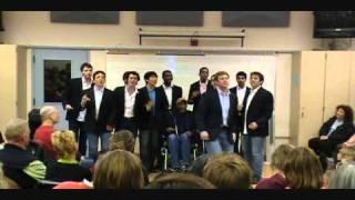 "The Pitchforks of Duke University--""Wagon Wheel"""