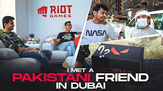 I MET A PAKISTANI FRIEND IN DUBAI | DUBAI VLOGS EPISODE 2