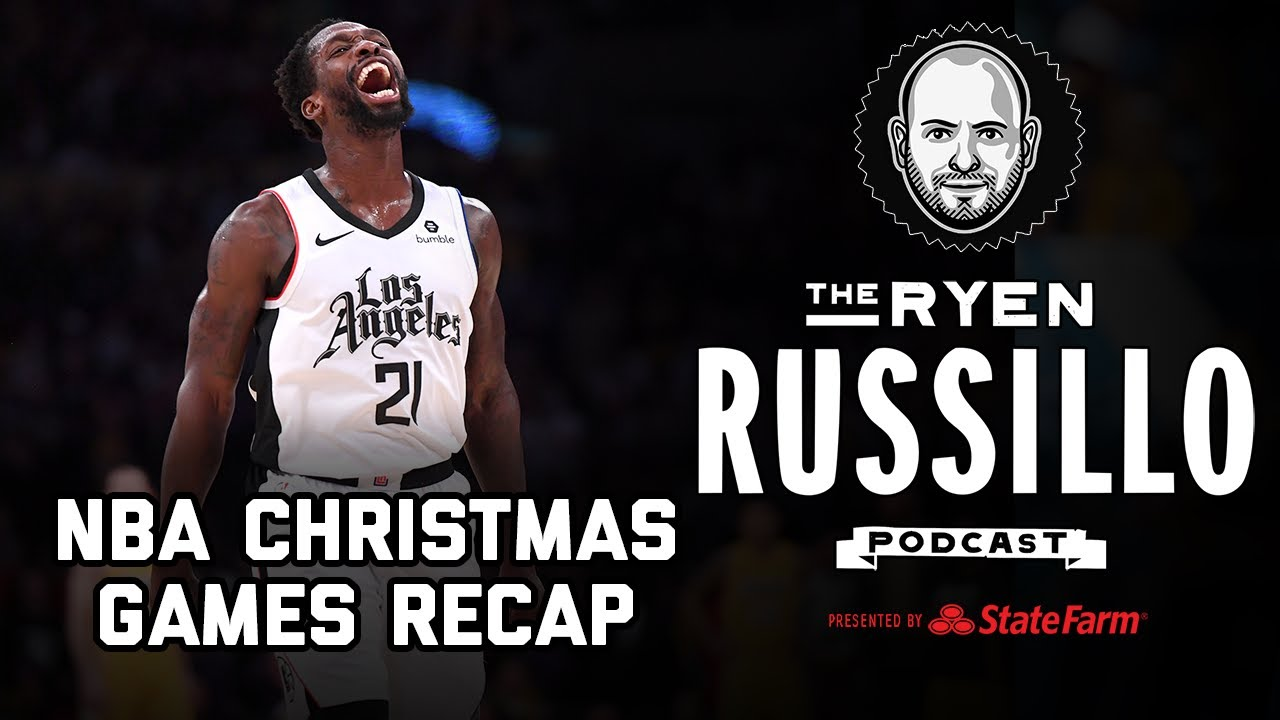 Tales From The Couch Nba Christmas Games The Ringer