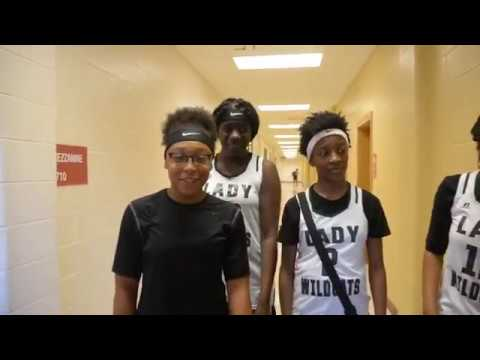 STWG: Fountain City All Star Basketball Showcase  ( Double Churches Middle School Interview)