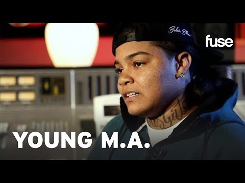 Young M.A. Describes What Makes A Great Artist