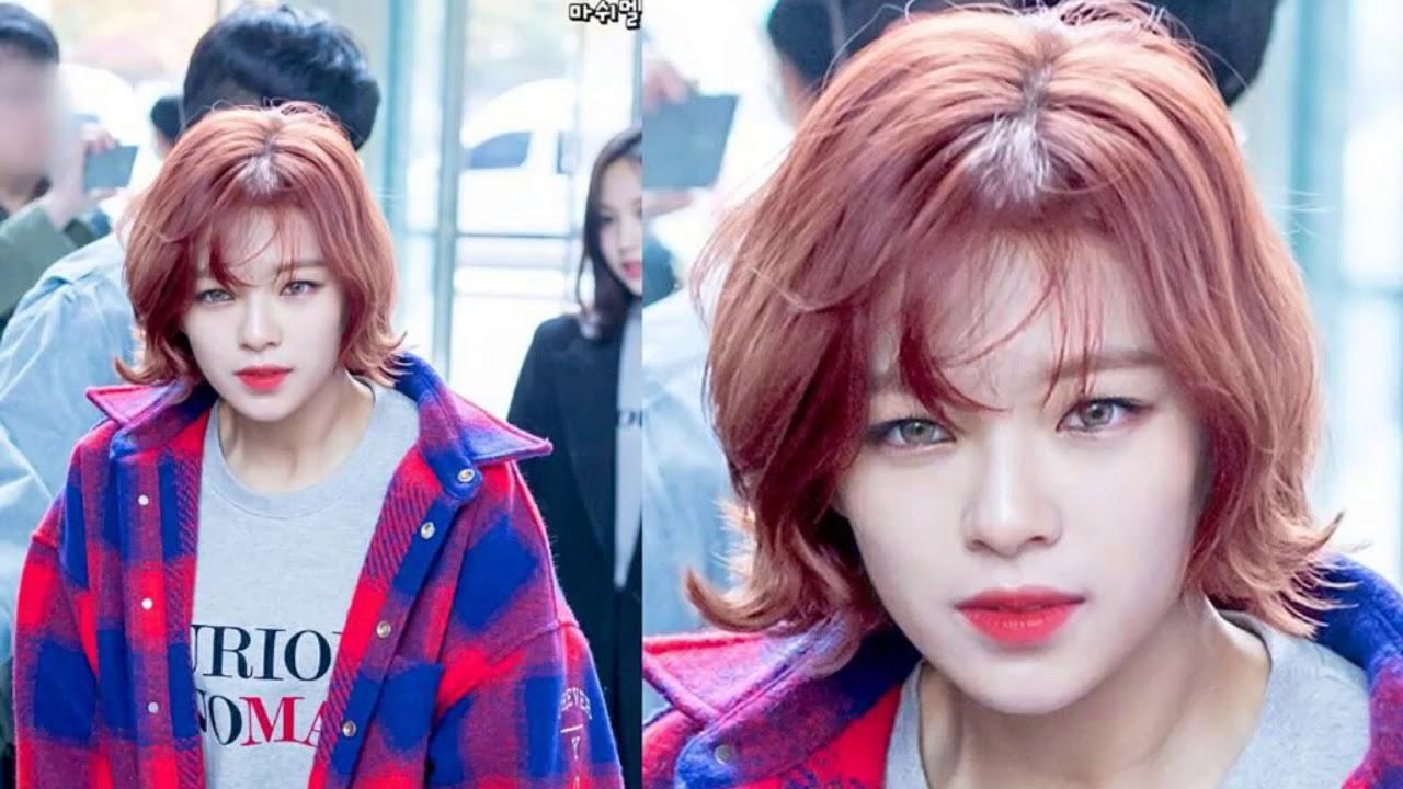 ❤TWICE JEONGYEON 何の髪型/色でも似合う ジョンヨン💕