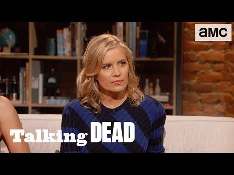 'Madison's Strength for Her Family' Mid-Season 4 Finale Highlights | Talking Dead