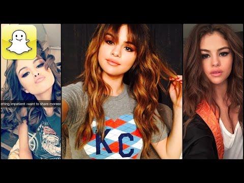 Selena Gomez - Snapchat Video Compilation (Best 2016★) #3 thumbnail
