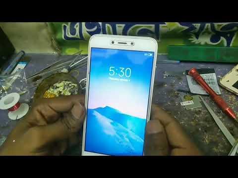 How to Mi Redmi 5A Network  No Service Emergency invalid sim card problem solution.....