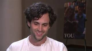 For Penn Badgley, social media is this whole minefield