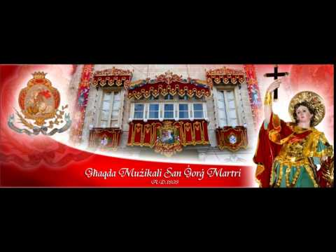Fiesta   Mro Anthony Aquilina   San Gorg Qormi