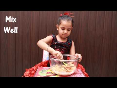 Cake Recipe // Kids Kitchen//Quick And Easy Recipe.....