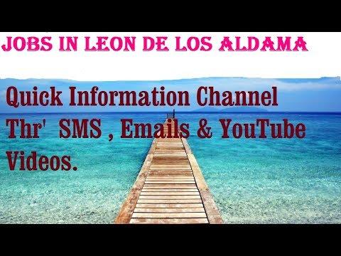 Jobs in LEON DE LOS ALDAMA   for freshers & graduates. industries, companies.  MEXICO .