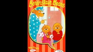 Opening Closing Berenstain Bears And Truth Vhs