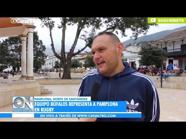 Equipo Búfalos representa a Pamplona en Rugby