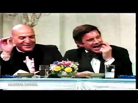 The Legendary Comedian and Roaster Bob Newhart Best Roasts - The Dean Martin Celebrity Roast