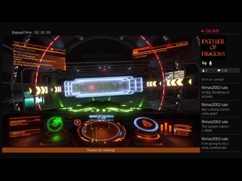 Money Grind/Anaconda upgrades :Elite Dangerous