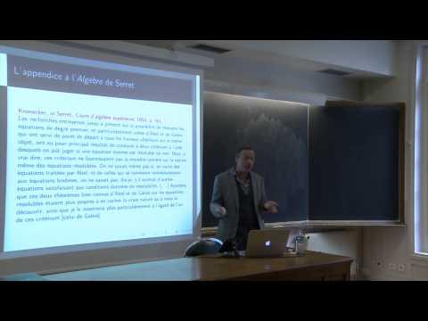 SHM - 16/01/15 - Constructivismes en mathématiques - Frédéric Brechenmacher