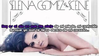 Karaoke Fantasma de Amor Selena Gomez & The Scene