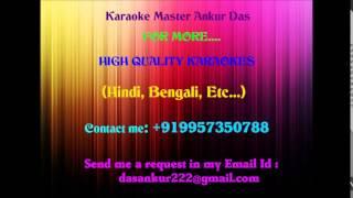 Mujhe Rang De Karoake Thakshak by Ankur Das 09957350788
