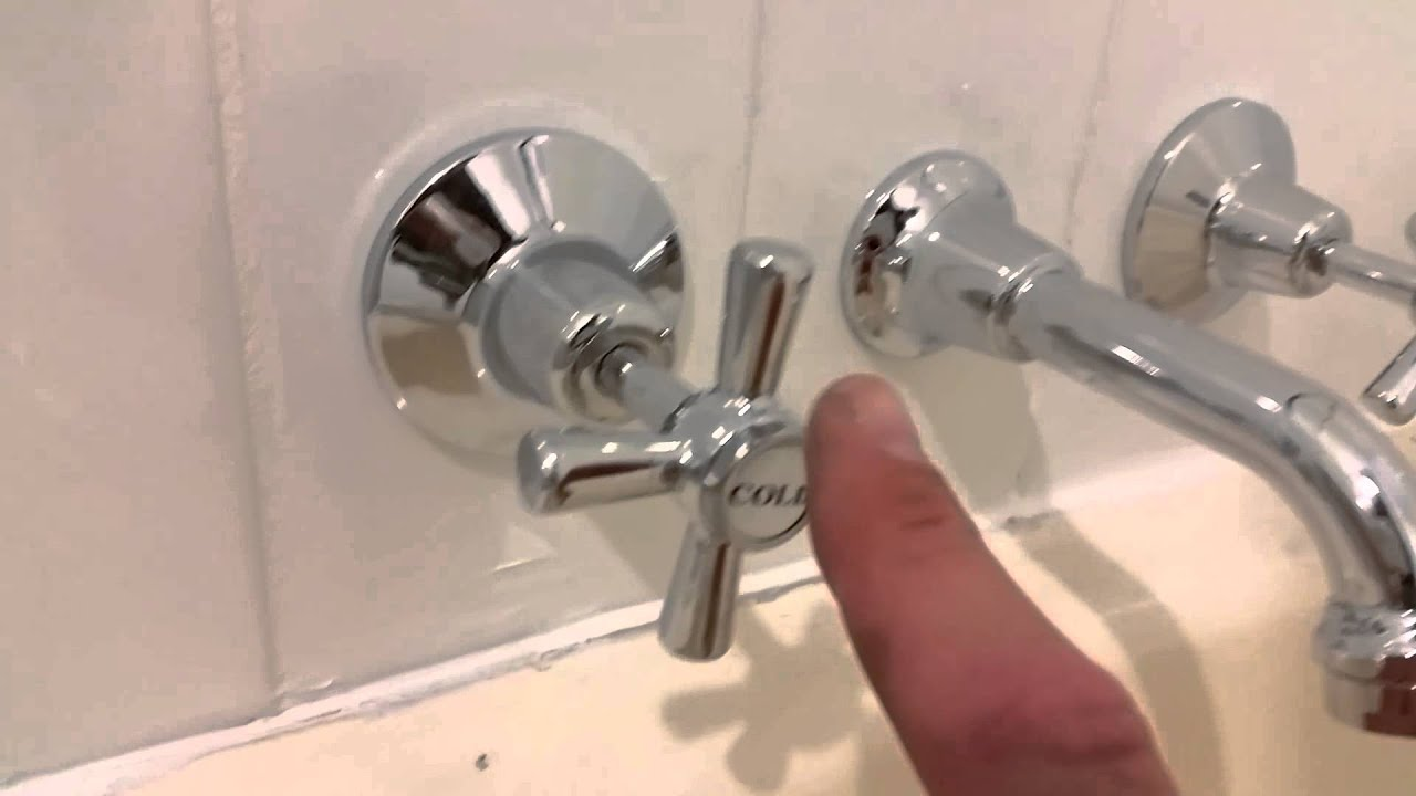 How to Change a Tap Washer | Stay at Home Mum - YouTube
