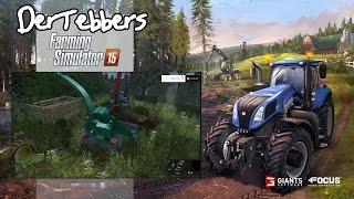 Farming Simulator 15 - Pennsylvania Life - 010 - Finish Log Cleanup