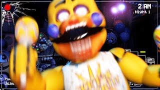 J'AFFRONTE LA NUIT DE ROCKSTAR CHICA !  || FNAF : ( Ultimate Custom Night ) Video