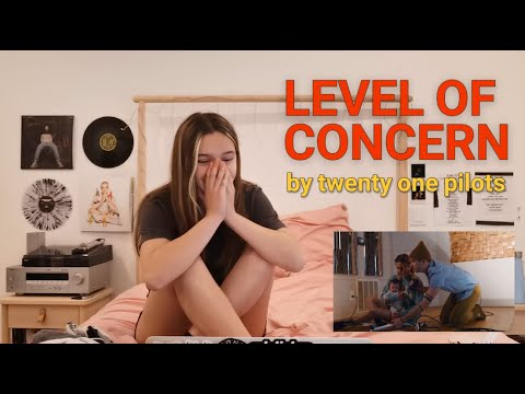 REACTING TO LEVEL OF CONCERN BY TWENTY ONE PILOTS