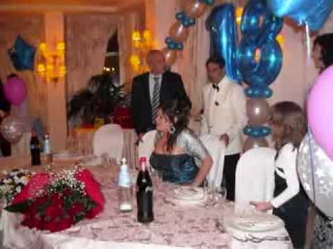 La mia bellissima festa di compleanno youtube for Tavolo 18 anni ragazzo