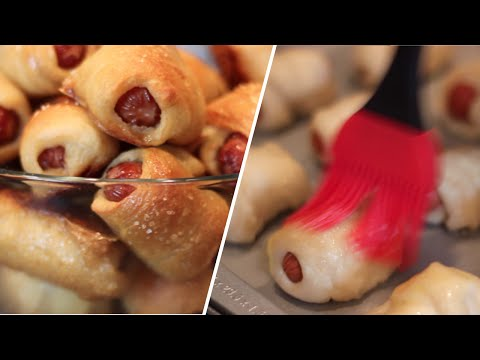 Pigs in a Pretzel Blanket Review- Buzzfeed Test #37