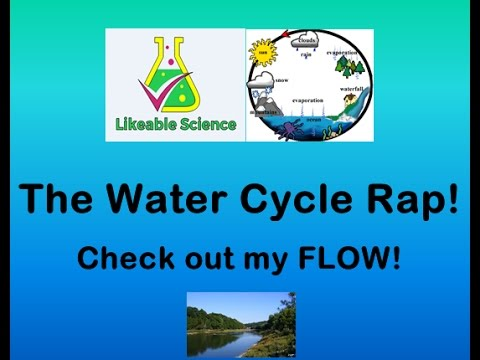 The Water Cycle Rap!