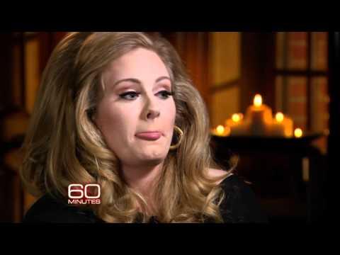 Adele On Her Body Image