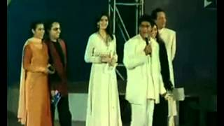 Blast from the Past: When SRK gave his award to Salman