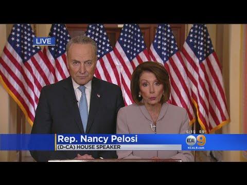 Democrats Respond To President Trump's Oval Office Address