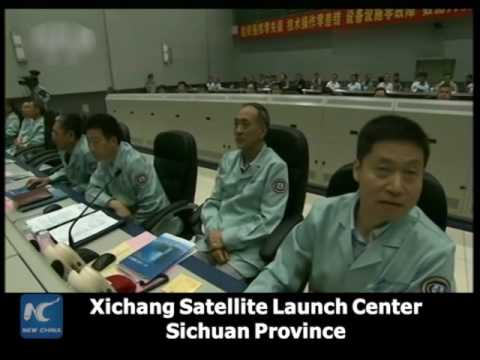 China launches 1st mobile telecom satellite