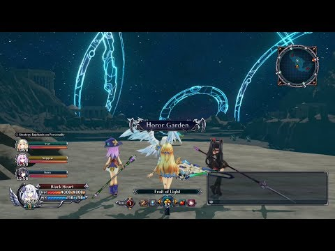 Cyberdimension Neptunia: 4 Goddesses Online - Freeplay |