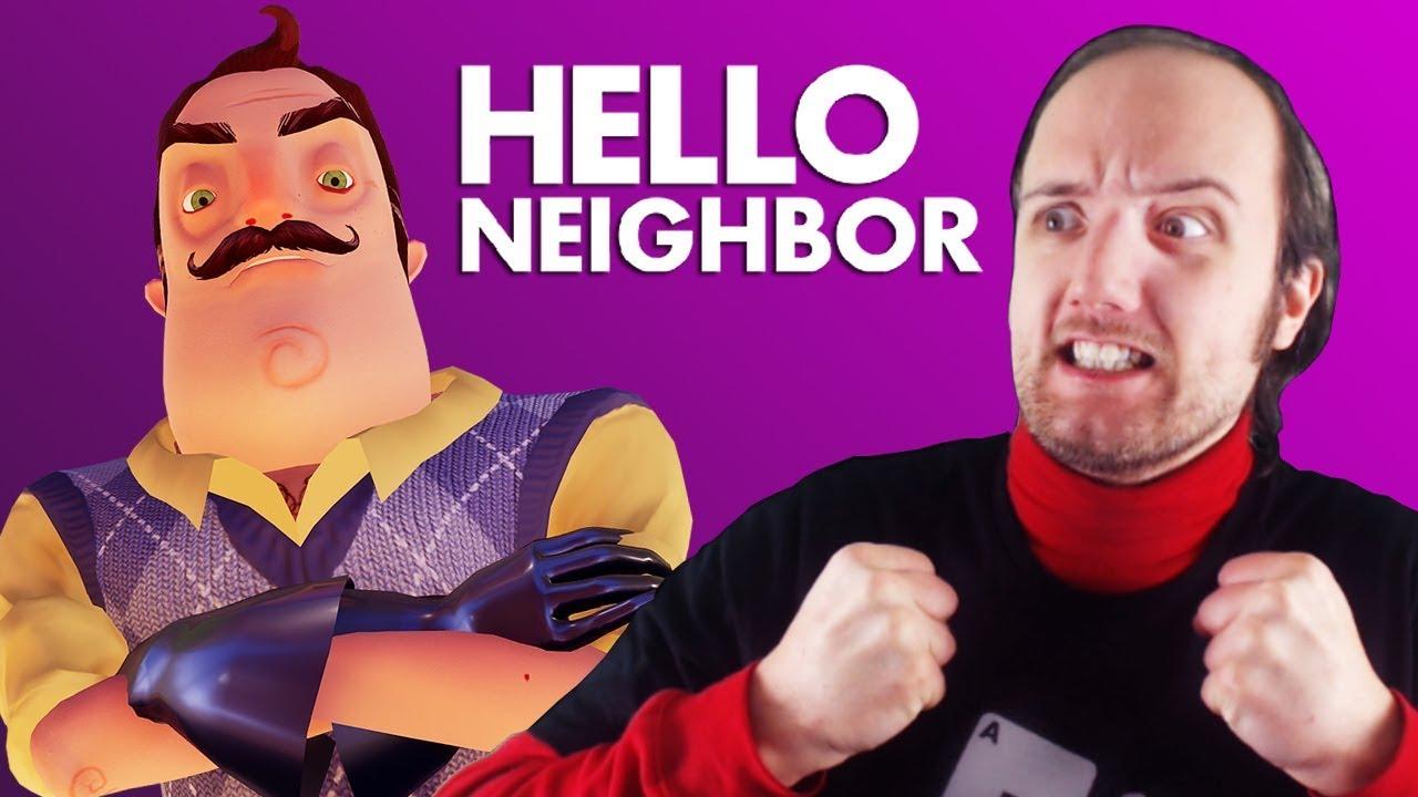 Casa Act Da 1 MiaHello Neighbor Fuori Youtube tCshQxrd