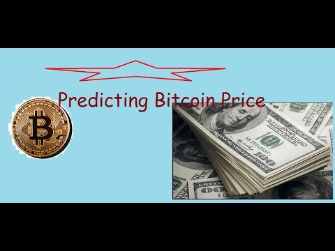 Predicting Bitcoins(BTC) Prices For 2018 - Applied Machine Learning