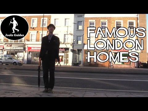 Famous London Homes  - L&Q #ad
