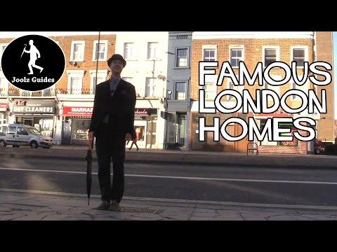 Famous London Homes  - L&Q #ad