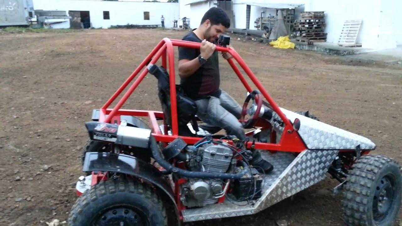 kart cross 250 cm3