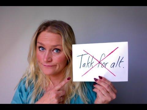Video 212 Ikke si: Takk for alt!