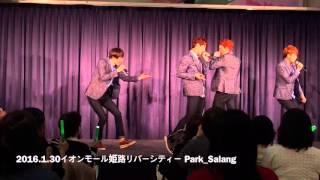THE5tion 2016.1.30イオンモール姫路リバーシティー