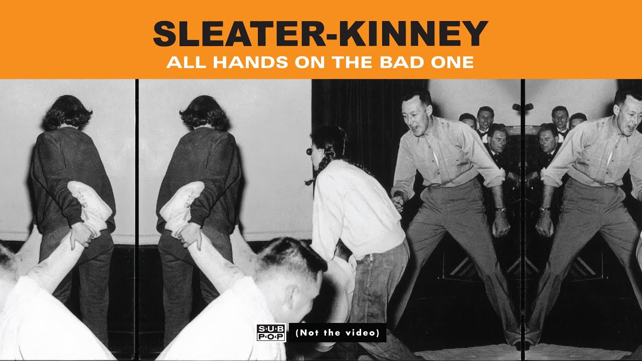 sleater-kinney-all-hands-on-the-bad-one-sub-pop