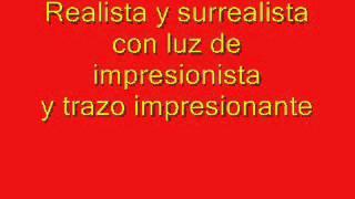 Mecano - Dalí (con letra) - 3