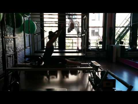 Shave the Head, Forward Reach, Boxing- © Bodytonic Pilates
