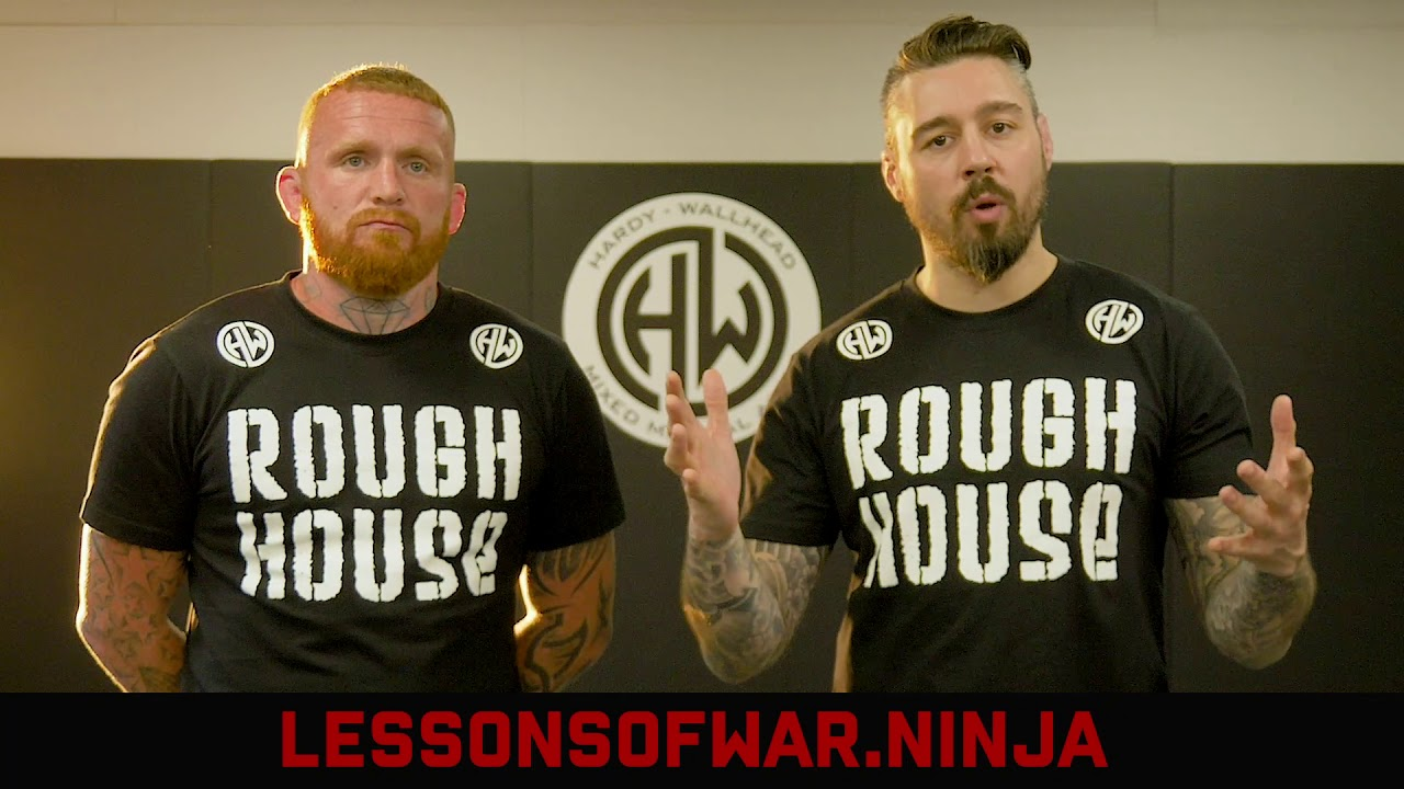 DAN HARDYS MMA MONTHLY SUBSCRIPTION - LESSONS OF WAR, COMING SOON